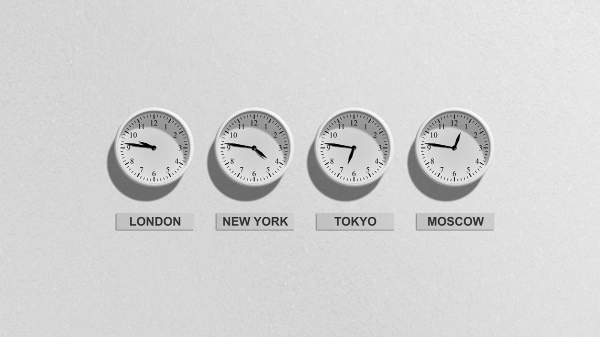 How to work in different timezones – Check the best option for remote projects