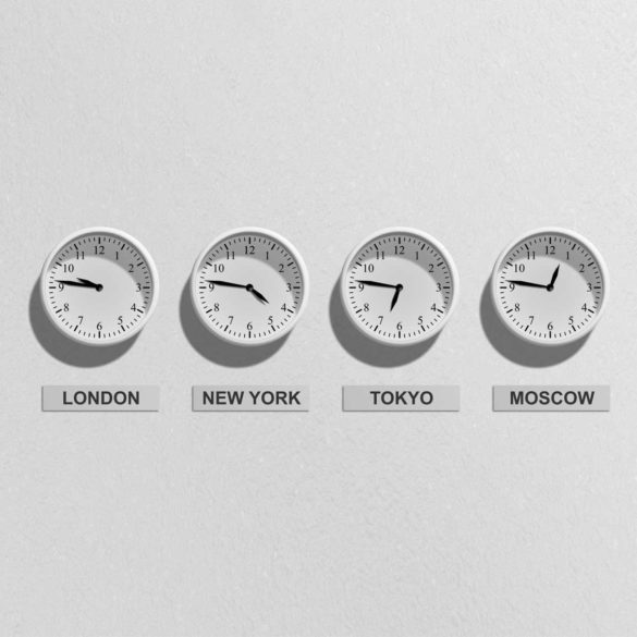 How to work in different timezones - Check the best option for remote projects