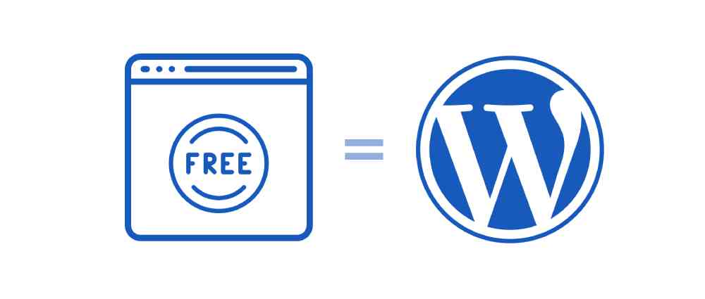Wordpress free website solution for small businesses